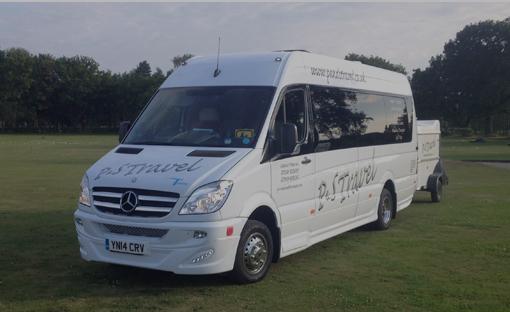 Lancashire Based Minibus Hire Company